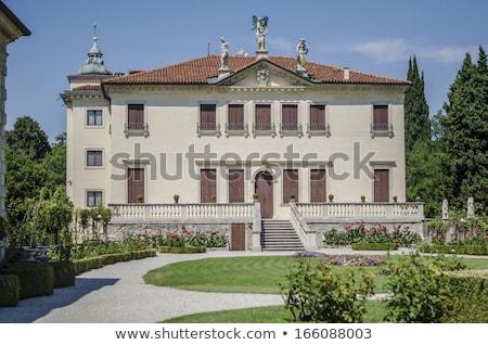 Villa Италия домой саду городского стиль Сток-фото © meinzahn
