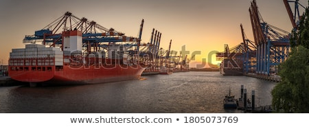 A sea vessel Stock photo © bluering