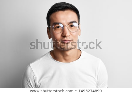 Portrait of a young confident businessman stock photo © gravityimaging