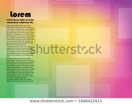 Triângulo abstrato vetor textura teia papel de parede Foto stock © igor_shmel