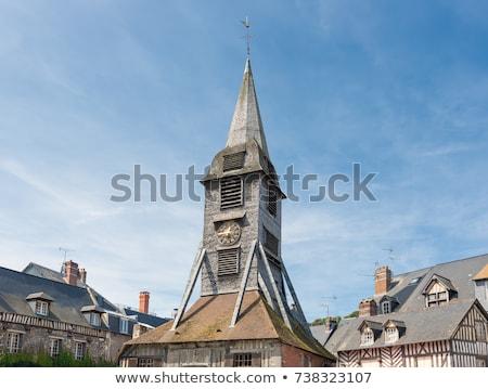 Bell tower, Honfleur Stock photo © borisb17