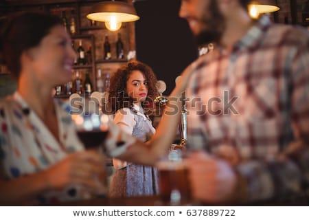 Woman Jealous Of Loving Couple Stock photo © HighwayStarz