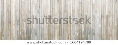 solid teak wood panel Stock photo © koratmember