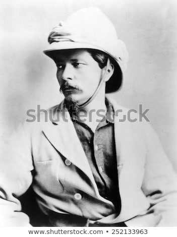 Sir Henry Morton Stanley Stock photo © Stocksnapper