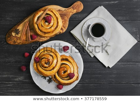 Three Danish pastries Stock photo © photography33