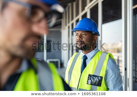 Daydreaming builder Stock photo © photography33