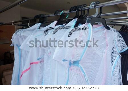 Kadın iç çamaşırı renk görmek çıplak Stok fotoğraf © pxhidalgo