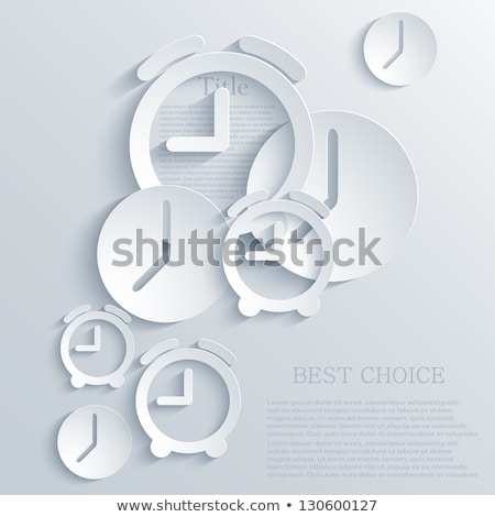 business background clock stock photo © netkov1