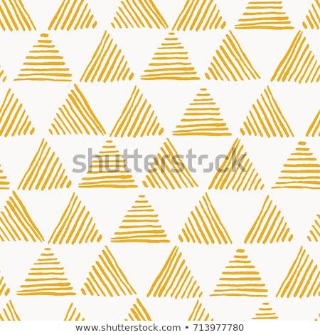 hand drawn fashion pattern stock photo © netkov1