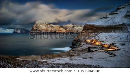 Su çim deniz arka plan yeşil Stok fotoğraf © Arrxxx