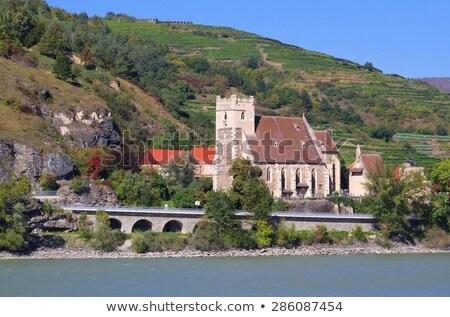 Sankt Michael fortified church  Stock photo © LianeM