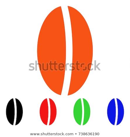 Semillas icono pictograma estilo gráfico gris Foto stock © ahasoft