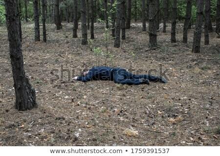 Dead man Stock photo © vladacanon