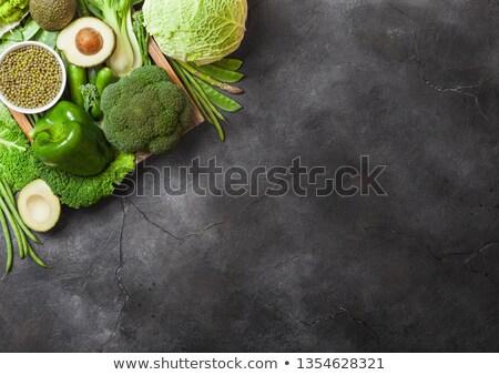 緑 · カリフラワー · 食品 · 自然 · レストラン · ディナー - ストックフォト © denismart