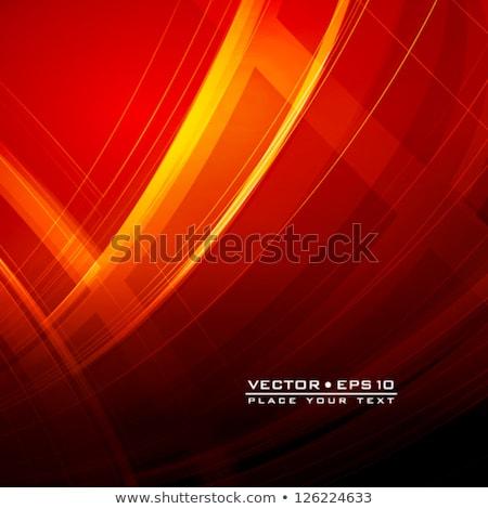 kantoor · business · iconen · zwarte · lijn · vector - stockfoto © frimufilms