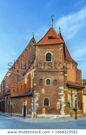 Katolicki kościoła ocena Polska Roman Zdjęcia stock © borisb17
