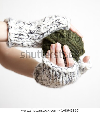 Wrist warmer Stock photo © zzve
