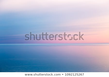 sea dusk stock photo © badmanproduction