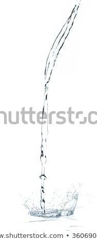 水 詳細 ボトル 白 ストックフォト © MKucova