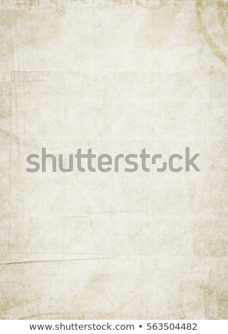 blank photo frames on old paper background stock photo © redpixel