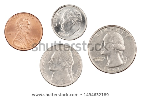 usa coins stock photo © jonnysek