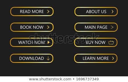 download now golden vector icon design stock photo © rizwanali3d