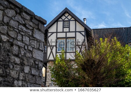 Stolberg half-timber houses  Stock photo © LianeM