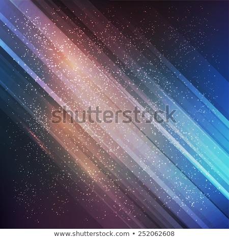 Creatieve element abstract Galaxy perfect ruimte Stockfoto © ilolab