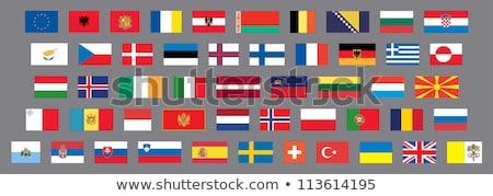 Duitsland vlaggen puzzel geïsoleerd witte business Stockfoto © Istanbul2009
