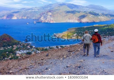 Lipari island stock photo © Steffus