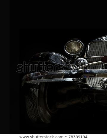 preto · limusine · tapete · vermelho · carro · filme · sucesso - foto stock © photocreo