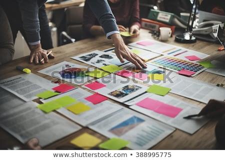 Research desk Stock photo © RazvanPhotography