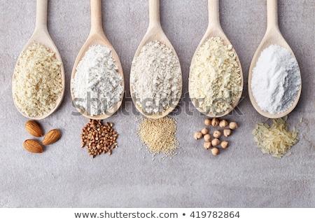 мучной риса овсяный продовольствие Сток-фото © Melnyk