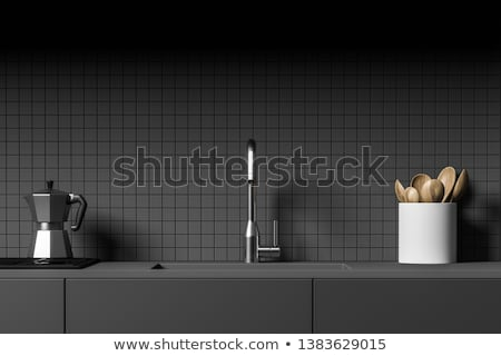 шкаф обрабатывать домой безопасности мебель стали Сток-фото © cheyennezj