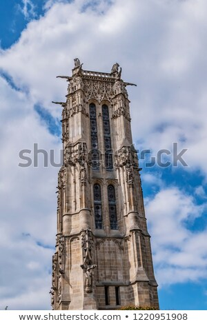 Tour Saint Jacques in Paris, France Stock photo © aladin66