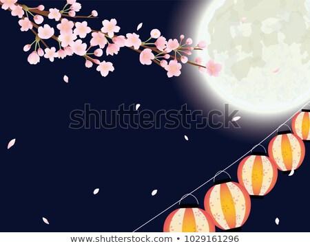 miłości · ramki · winorośli · roślin · cartoon - zdjęcia stock © carodi
