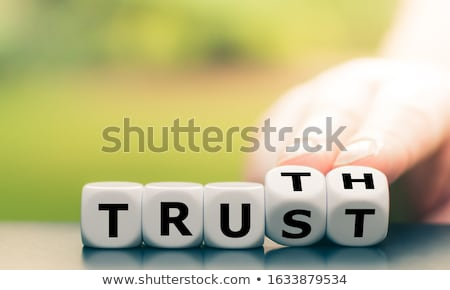 Verdad diccionario definición palabra papel información Foto stock © devon