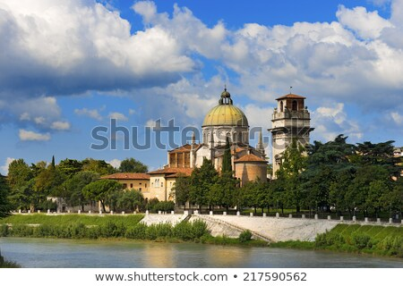 San Giorgio in Braida Stock photo © manfredxy