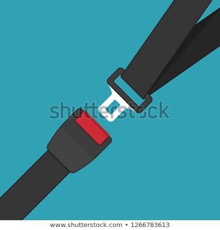 safety belt Stock photo © nelsonart