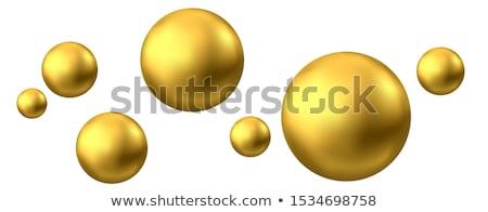 arany · absztrakt · arany · árnyék · textúra · fal - stock fotó © kostins