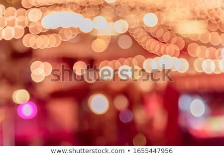 Сток-фото: Blur · аннотация · ярко · bokeh · вечеринка