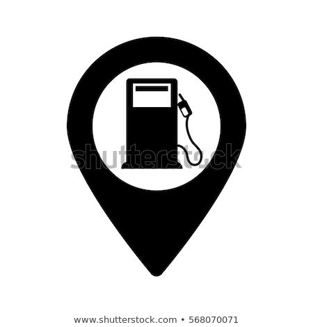 benzine · brandstofmeter · auto · boord · business · geld - stockfoto © vectorworks51