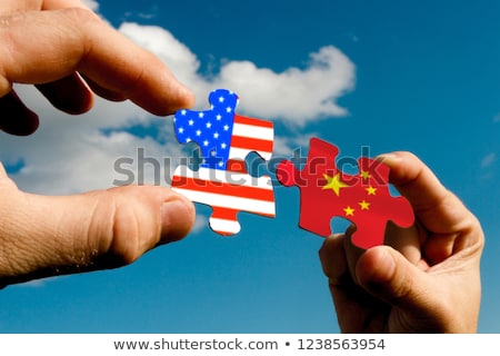 Russia United States Relations Problem Stock photo © Lightsource