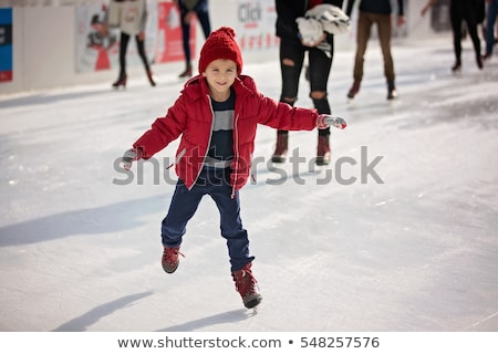 Skating and health. Stock photo © Fisher