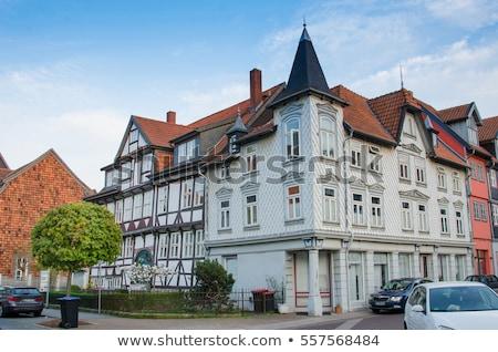 Wolfenbuttel Castle, Germany Stock photo © borisb17