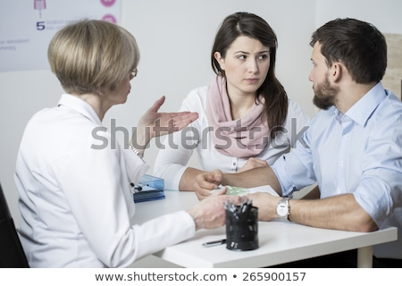 ivf cost stock photo © lightsource