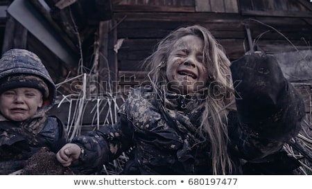 War cry. Stock photo © Reaktori