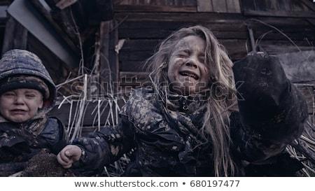 War cry. stock photo © Reaktori