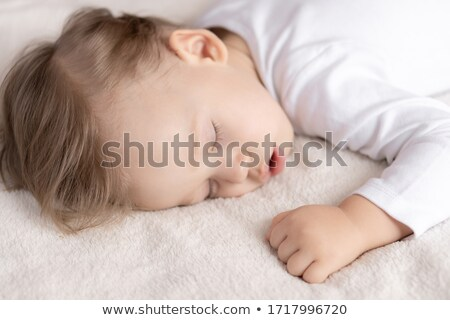 portrait of a little girl and parents stock photo © photography33