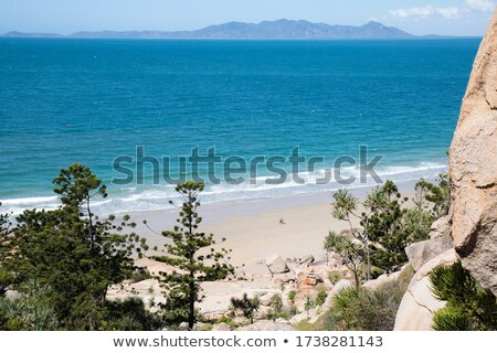 bay on magnetic island Stock photo © kikkerdirk